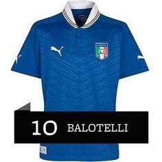 ec3e2ef957 Balotelli de la Selección de Italia Eurocopa 2012 Camiseta futbol  590  -  €16.87   Camisetas de futbol baratas online!