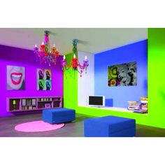 Livingroom Pop Art