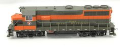 HO Bachmann Plus 3024 GN Great Northern EMD GP35 Diesel Locomotive 11509 | eBay