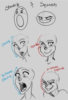 Ideas drawing tutorial sketches animation for 2020 Animation Reference, Art Reference Poses, Design Reference, Drawing Expressions, Drawing Faces, Cartoon Faces Expressions, Drawing Men Face, Face Drawing Reference, Drawing Female Body