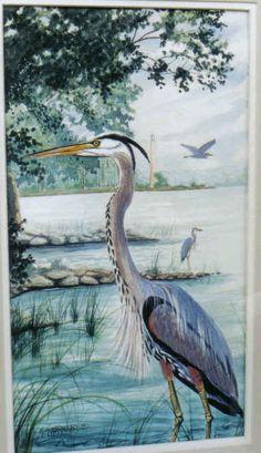 award winning watercolor,sold in Ohio