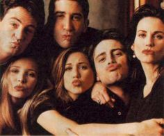 One of my all time favorite TV shows #FRIENDS!!!! Love this show!! I die laughing whenever I watch it!!!