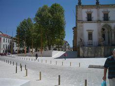 Recalificación del área de entorno al Monasterio de Sta María