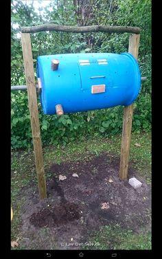 Galleri: kompost tumbler - Lav-Det-Selv.dk