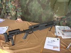 Fusil Mini-Hecate .338