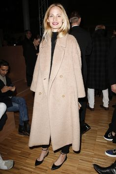 Lauren Santo Domingo - Givenchy Fall 2016 Show Front Row - March 6, 2016 #pfw #lsd