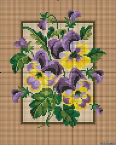 123 Stitch, 123 Cross Stitch, Cross Stitch Heart, Cross Stitch Borders, Cross Stitch Flowers, Cross Stitch Designs, Cross Stitching, Cross Stitch Embroidery, Embroidery Patterns
