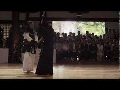 From the Kendo Embu Taikai in Kyoto this year, May 2012.
