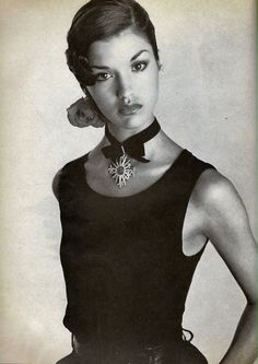 Janice Dickinson by Richard Avedon