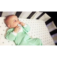 Cool baby stuff alert! @bittablankie sleepers have little bitty blankies sewn to the front of them. They have a silky side and are just long enough to reach baby's face for snuggles but not so long they're a hazard.