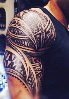 maori tattoos dainty drawings for women Maori Tattoos, Tongan Tattoo, Tattoos Bein, Half Sleeve Tribal Tattoos, Tribal Shoulder Tattoos, Tribal Tattoos For Men, Mens Shoulder Tattoo, Maori Tattoo Designs, Best Sleeve Tattoos