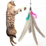 5 Pack Super Guinea Fowl Feather Refill Replacement For The Original Bird Catcher Go Cat or Da Bird! Best Interactive Cat Toy Fun Dancer Dangler Chaser Charmer Wand Fishing Pole Teaser Indoor Kittens Young Older Cats To Run Play Chase! Best Interactive Cat Toys, Cat Activity, Guinea Fowl, Catnip Toys, Cat Accessories, Animals Of The World, Cat Food, Catio, Cool Cats