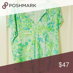 Any fins Duval top Size small. Nwt Lilly Pulitzer Tops
