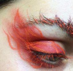 makeup asian makeup corrector pen makeup eye makeup cause milia much is it to get eye makeup done at mac makeup meme makeup looks for blue eyes makeup zendaya Fire Makeup, Eye Makeup Art, Eye Art, Makeup Inspo, Makeup Inspiration, Beauty Makeup, Makeup Meme, Makeup Ideas, Make Up Looks