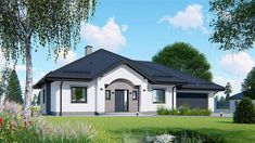 Home Fashion, Bungalow, Beautiful Homes, Gazebo, Shed, Outdoor Structures, Mansions, House Styles, Outdoor Decor
