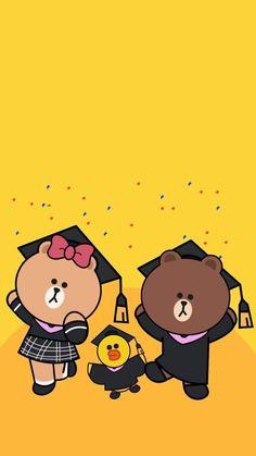 Friend Cartoon, Bear Cartoon, Cartoon Pics, Lines Wallpaper, Bear Wallpaper, Kawaii Drawings, Cute Drawings, Sweet Boyfriend, Cute Couple Cartoon