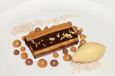 Chocolate Mousse, Dulce de Leche, Devil Food Cake, Malto Toffee Powder, Dulce de Leche Ice Cream   Flickr: Intercambio de fotos