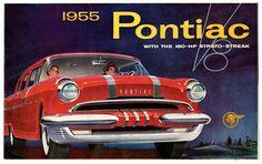 Presenting the 1955 Pontiacs | Paul Malon | Flickr