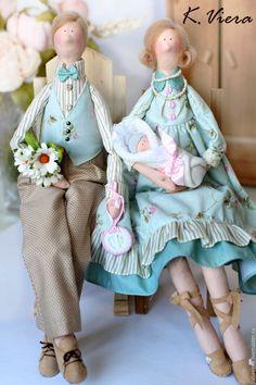 Портретная кукла,портретная тильда, Куклы Тильда ручной работы, влюбленная пара,Тильда, Тильда семья, подарки ручной работы, K.Viera, Ярмарка Мастеров