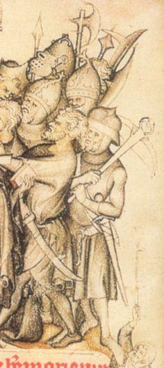 MET 54.1.2 - The Hours of Jeanne d'Évreux Folio:? Location:Paris, France Dating:1324 - 1328 Institution:Metropolitan Museum of Art