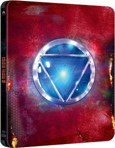 Iron Man 3 - Zavvi Exclusive Limited Edition Steelbook: Image 1