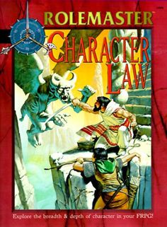 Rolemaster: Character Law