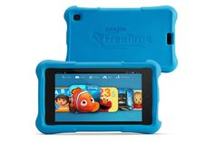 Best tablet for kid: Amazon Fire Kids Tablet is a top choice for younger kids about 3-8, and good for sharing between siblings too
