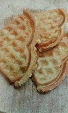 Szila: Lapcsánka (GOFRISÜTŐben sütve) Waffles, Food And Drink, Breakfast, Morning Coffee, Waffle, Morning Breakfast