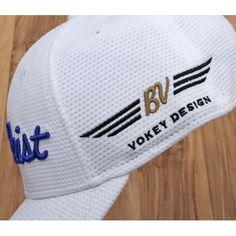 a99266c25951a Vokey Design Titleist BV Wings White Blue Cubic Mesh Caps - Stylish  32.00    Fairway Golf USA