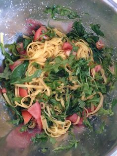 Jamie's dinners easy uncooked tomatoes and pasta