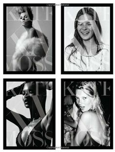 Kate: The Kate Moss Book - Amazon.fr (65,26€)