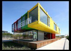 Le Pavillon sur l'île Seguin [2011]-  Boulogne-Billancourt by RUAMPS ©, via Flickr