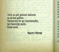 Poetry Quotes, Book Quotes, Turkish Sayings, Motivational Quotes, Inspirational Quotes, Cover Photo Quotes, Lost In Translation, Powerful Words, Cool Words