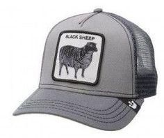 e59e158f3fb GOORIN BROS Shades Of Black Cap