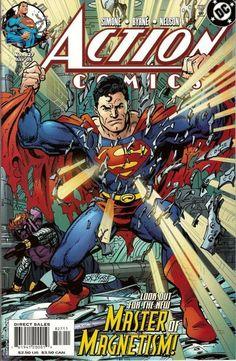 Action Comics #827 Superman DC comic book