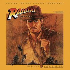 Original Motion Picture Soundtrack (Vinyl OST) from the movie Raiders Of The Lost Ark (1981). Music composed by John Williams. Raiders Of The Lost Ark Soundtrack by #JohnWilliams #Vinyl #IndianaJones #soundtrack #FilmScores #tracklist #Concord
