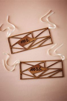 Mr and Mrs Signs for