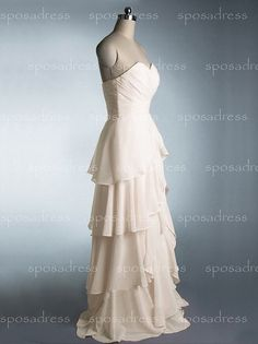 Prom Dresses Long Chiffon Dresses cheap prom dress by sposadress