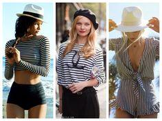 Come indossare le righe: la guida completa | Consulente di immagine, Rossella Migliaccio Dress Outfits, Dresses, Panama Hat, Stripes, Hats, Clothes, Style, Fashion, Vestidos
