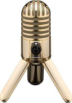 Samson Meteor Mic Studio USB Microphone