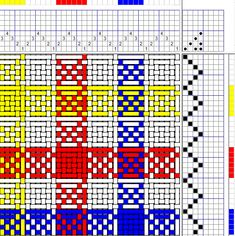 Waffle Weave Draft: Project 1