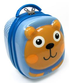 Take a look at the Blue Bear Lunch Box on #zulily today! Soooo cute