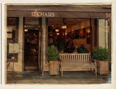 12 chairs menu soho