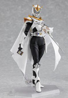 Crunchyroll - Figma # SP-026 Kamen Rider Dragon Knight: Siren Action Figure by Max Factory