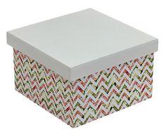 Caixa Organizadora Delicate - 18X18cm