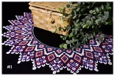 Moderno collar joyería ucraniano con cuentas por NakaHandMadeShop