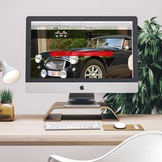 Nieuwe website SPA Classic Cars
