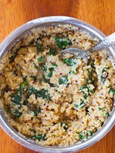 Vegan Quinoa - Creamy NEW Recipe!