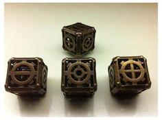 fudg 4d6, shapeway fudg, fudge, fudg dice, d6 fudg