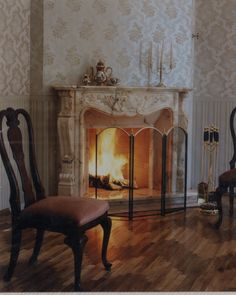 Olg good Marbl www. Old Fireplace, Old Things, Home Decor, Decoration Home, Room Decor, Home Interior Design, Home Decoration, Interior Design